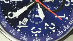 Chronograph Stock Footage