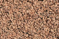 gravel - stock photo
