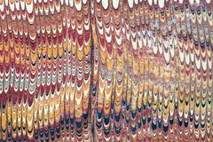 Stock Photo of vintage marbled paper