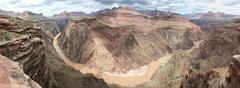 Stock Photo of grand canyon panorama