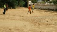 Burma Soccer 6 Stock Footage