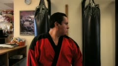 Martial Arts 12 Stock Footage