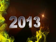 2013 text red 2 640x480 - stock footage