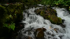 Cascading Stream 05 Stock Footage