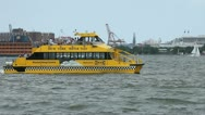Stock Video Footage of Water Taxi 1
