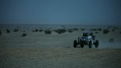 Off Road Racing 6 Stock Footage