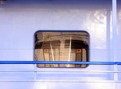 Porthole. - stock photo