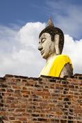 Stock Photo of buddha statue