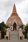 Prapathom chedi Stock Photos