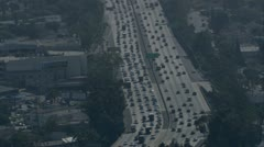 Highway traffic (2) Stock Footage