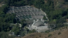 Hollywood Bowl Stock Footage