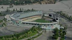 Dodger Stadium (2) Stock Footage