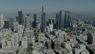 Stock Video Footage of Daytime City aerial 3