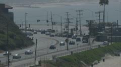 Aerial Coast 7 Stock Footage
