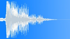 Magnetic bomb shot - sound effect
