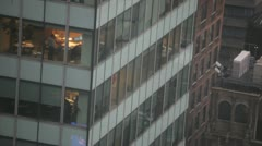 High Rise Offices 1 Stock Footage