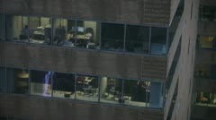 High Rise Offices 2 Stock Footage