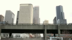 Downtown Seattle 3 Stock Footage