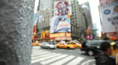 Times Square 20 Stock Footage