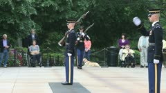 Unknown Soldier 4 - stock footage