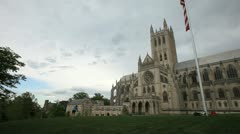 DC Cathedral 5 Stock Footage