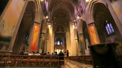 DC Cathedral 7 Stock Footage