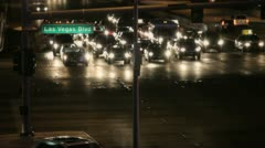 Vegas Traffic 2 - stock footage