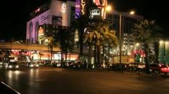 Vegas Traffic 5 Stock Footage