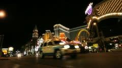 Vegas Strip 10 Stock Footage