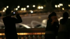 Vegas Tourist - stock footage