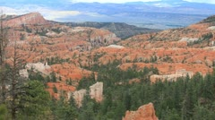 Bryce Canyon 3 - stock footage