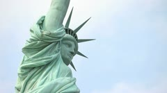 Lady Liberty 5 - stock footage