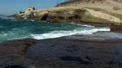Cape Kiwanda 16 Stock Footage