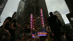 Radio City Stock Footage