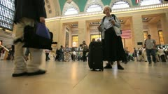 Grand Central 12 Stock Footage