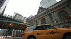 Grand Central Stock Footage