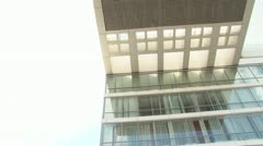 Hall of justice Stock Footage