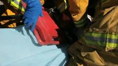 Crash Victim 7 Stock Footage