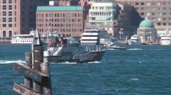 U.S. Coastguard Stock Footage