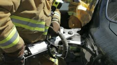 Jaws of Life 3 - stock footage