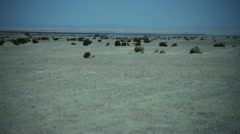 Desert Plain Stock Footage