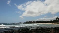 Tropical Beach 9 Stock Footage
