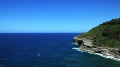 Tropical Coast 1 Stock Footage