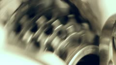 Bicycle Gears - stock footage