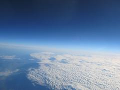 Planet Earth from 60,000 feet - stock photo