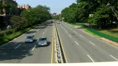 Storrow drive Boston; 2 Stock Footage