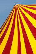 circus dome - stock photo