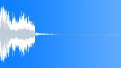Short laser shot - sound effect
