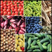 Stock Photo of Vegetables Mix