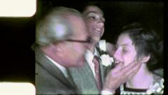 YOU DID IT! Proud Grandfather BAR MITZVAH 1960 (Vintage Film Home Movie) 4959b Stock Footage